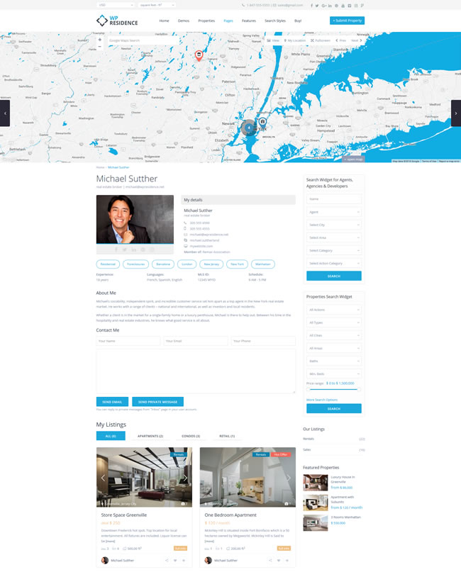 HOW TO CREATE THE PERFECT REAL ESTATE AGENT PAGE
