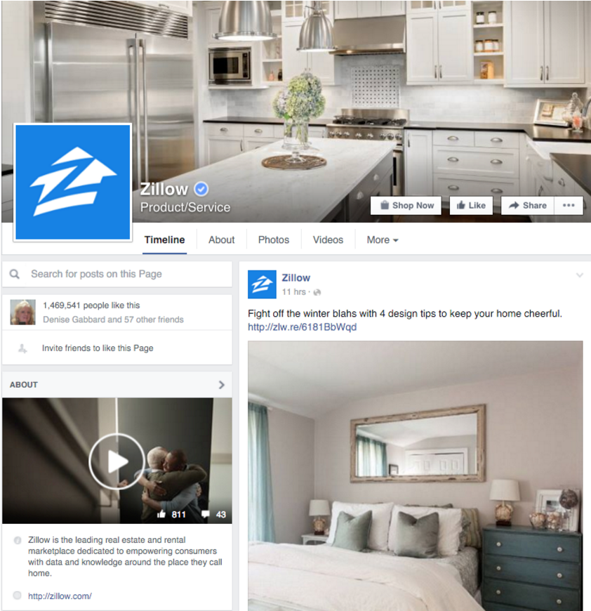 Facebook for real estate Brand your properties & recognize your clients