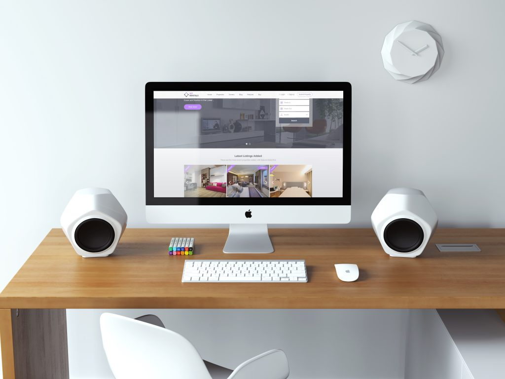 Build your own rentals website with Wp Rentals