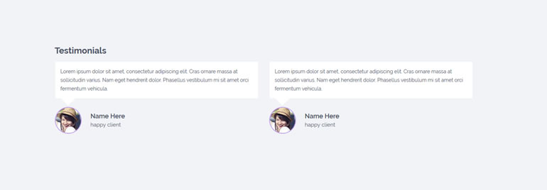 HOW TO INTEGRATE TESTIMONIALS INTO YOUR REAL ESTATE LANDING PAGE
