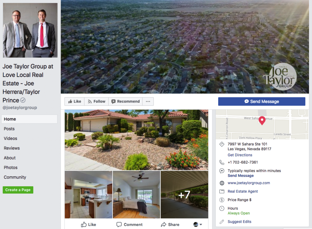 Facebook for Real Estate Agents – The Easy Six Tips